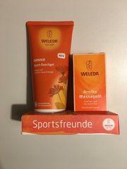 WELEDA Geschenkset Sportsfreunde NEU