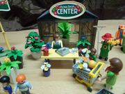 Playmobil Flora Shop