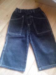 Coole schwarze Jeanshose