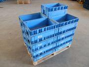 Stapelboxen Lagerboxen mit gelochten Boden