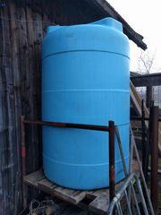 Wassertank CV 2000 - 2000 Liter