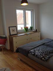 Modernes Schlafzimmer in