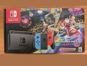 Nintendo Switch Mariokart8 Pack