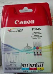 Canon PIXMA 521 Multipack cyan