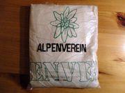 Hüttenschlafsack Alpenverein