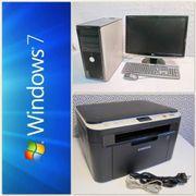 PC Komplettsystem, Büro