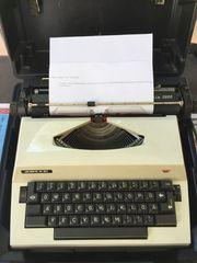 Schreibmaschine ADLER Gabriele 2000 el