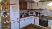 Küche komplett mit fast neuem
