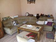 Wohnzimmer Couchgarnitur mit