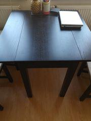 Ikea BJURSTA Ausziehtisch 4 Stühle