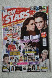 Zeitschrift ``New Stars``