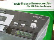 USB-Kassettenrecorder