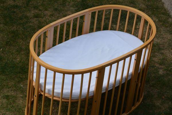 Stokke® sleepi kinderbett natur in heidelberg wiegen babybetten