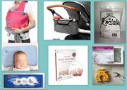 Baby Ausstattung Set 7tlg NEU