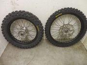 KTM EXC Räder