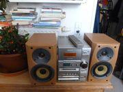 Stereo-Kompaktanlage Mini SONY CMT-CP33MD mit
