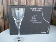 Weingläser Kristall