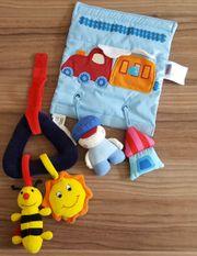 Babyspielzeug für Kinderwagen und Autositz