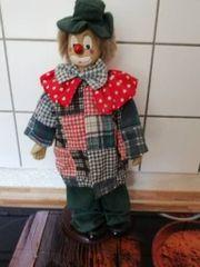 Clown Figur zu