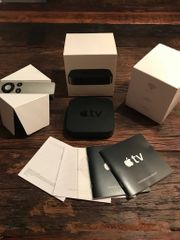 Apple TV 3 Generation Schwarz