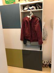 Ikea Besta Garderobenschrank mit ganz