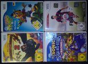 Nintendo Wii Wii mini Games