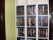 Teilauflösung BluRay- und DVD-Sammlung