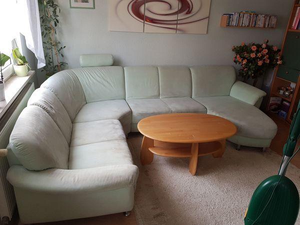 Wohnlandschaft Mit Tisch In Heddesheim Polster Sessel Couch