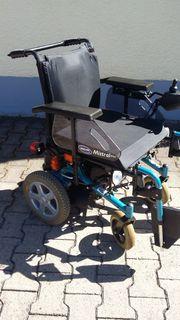 elecktrischer Rollstuhl