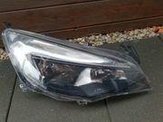 Scheinwerfer Opel Astra J