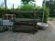 Bausprießen Stahlsprießen zum Vermieten unterschiedliche