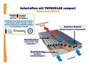Luftkollektoren und PV Anlagen