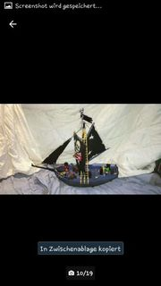 Playmobil Piratenschiff mit
