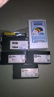 Tintenpatronen für HP