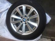 4 BMW-Alufelgen