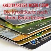 Kreditkarten auch bei negativer Schufa
