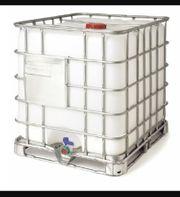 1000 Liter Container Wasser-Tank