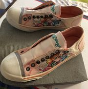 2x Original Ed Hardy Sneakers