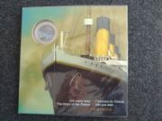 25 Cent Kanada Titanic 2012