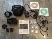 Panasonic Lumix DMC-FZ 18 Digitalkamera
