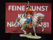 Ankauf Allach Figuren Reiter Soldaten