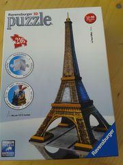 3-D-Puzzle Eiffelturm