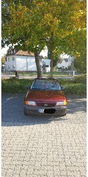 Opel Astra EIN AUTO FÜR