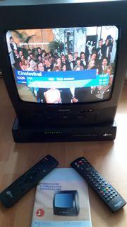 TV + DVD-Player