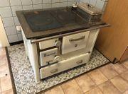 Küchenherd, Holzherd, Kohlenherd