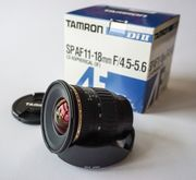 Tamron AF 11-18mm 4 5-5