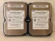 2x 160Gb Festplatten