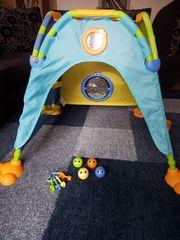 Spielhaus Spielzelt von Tomy - Entdeckungszelt