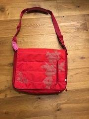Laptoptasche 30x40 cm rot rosa
