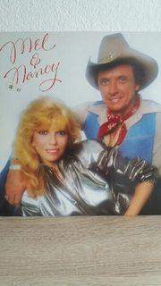 Mel Nancy Schallplatte